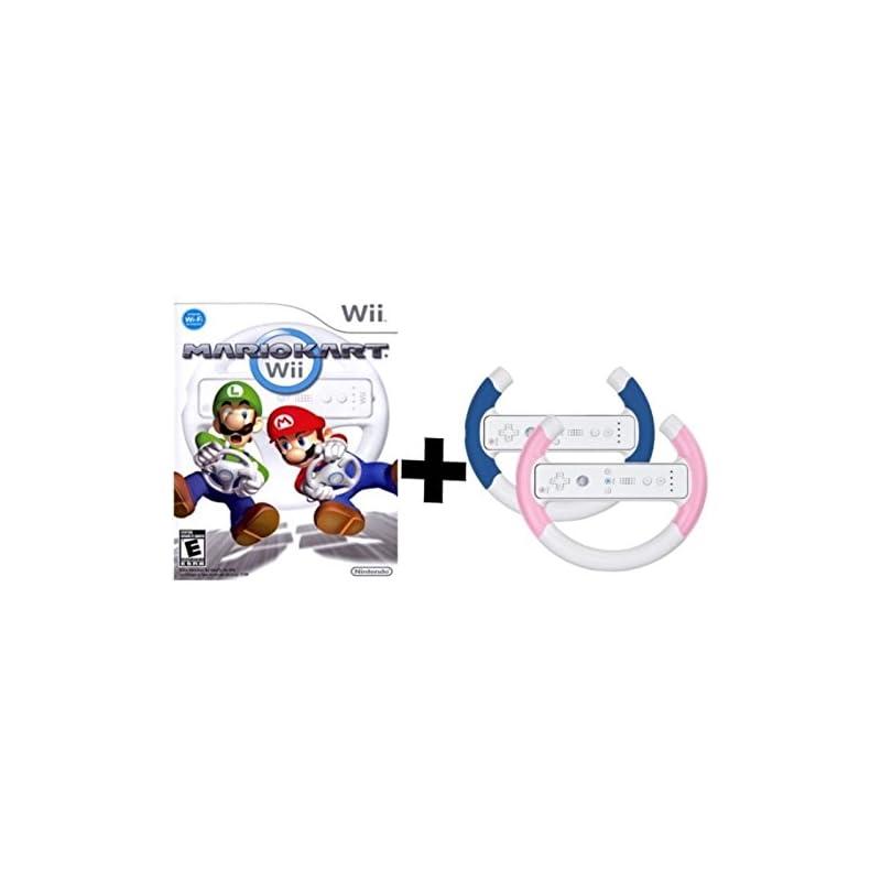 Turbo Wheel +Mario Kart WII [video game]