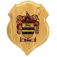 Palmer Coat of Arms Plaque / Family Crest Plaque