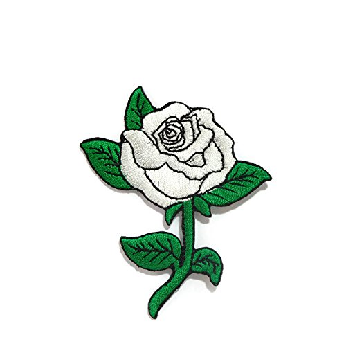 white-rose-love-valentine-diy-embroidered-sew-iron-on-patch