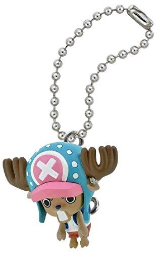 One Piece Pinched Mascot Keychain (Option 1, Tony Tony (Tony Chopper)