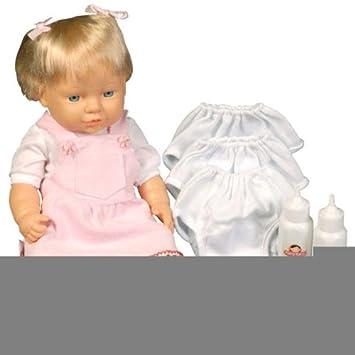 Amazon.com: Orinal Patty – Orinal Formación Doll: Baby