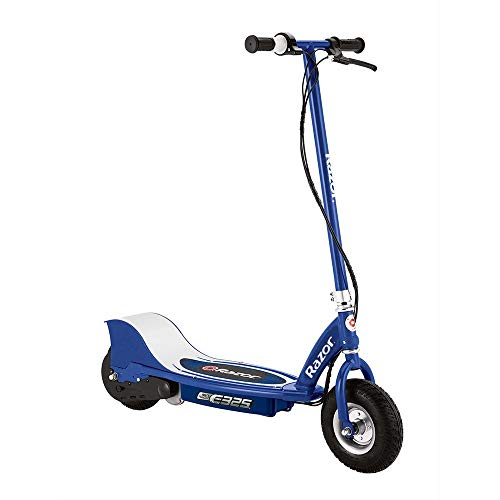 Razor E325 Electric Battery 24 Volt 15 MPH Motorized Ride On Kids Scooter, Navy