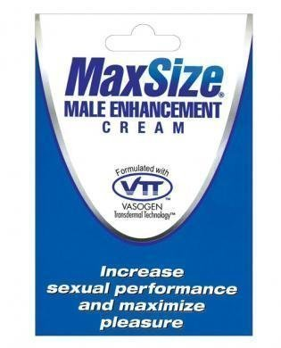 MaxSize Cream each 6 Pack product image