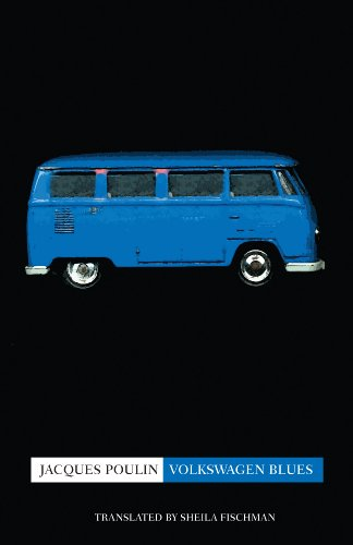 Book cover for Volkswagen Blues