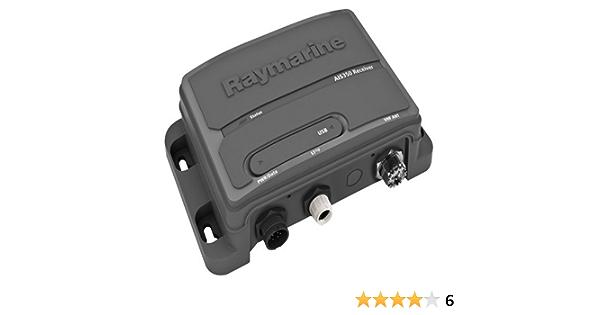 Raymarine AIS350 Receptor AIS Doble Canal E32157