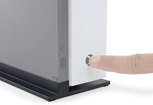 Soporte Vertical para Consola Xbox One S (Negro): Amazon.es ...