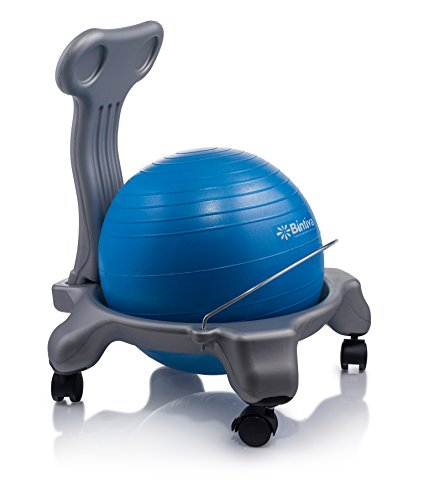 bintiva Ball Chair for Children - Includes Free Air Pump. Keeps The Mind Focused While Promoting A Healthy Posture. by bintiva (Image #6)