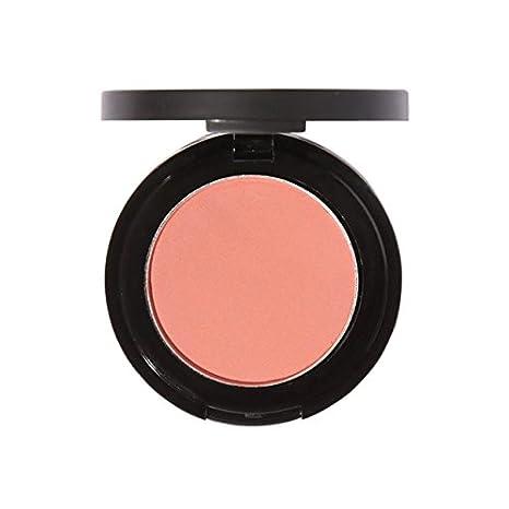 Genérico B07: maquillaje de belleza natural mate fabuloso auténtico rubor de leche de soja perla ruge colorete maquillaje facial Fundación Blusher: ...