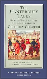 Download The Canterbury Tales 2nd (second) edition Text Only ebook