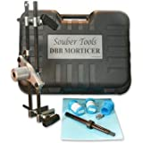 Cutting-Edge Souber DBB Mortice Lock Fitting Jig (JIG1) [Cleva Edition]