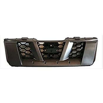 Partslink Number NI1200201 Unknown OE Replacement Nissan//Datsun Maxima Grille Assembly