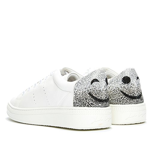 Lola Cruz Reno hombe Wink Sneaker White Silver Hombre free shipping lowest price cheap perfect 100% guaranteed clearance official 2014 new sale online UjeV80