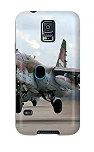 Premium Jet Fighter Military Man Made Military Heavy-duty Protection Case For Galaxy S5