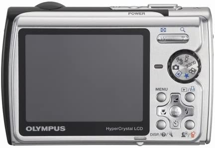 Amazon.com: Olympus Stylus 850SW 8 MP cámara digital con ...