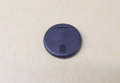 T/ÖSCH AK-TSK-PLASTIK schwarz Abdeckklappe f/ür T/ürspione T/ÖSCH TSK aus Kunststoff