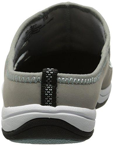 Leather Street Sneaker Grey Frauen Fabric Fashion Easy pdX7qxwtp