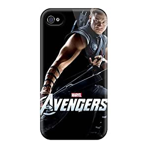 Excellent Hard Phone Cases For Iphone 6 With Unique Design Nice The Avengers Hawkeye Series No1cases