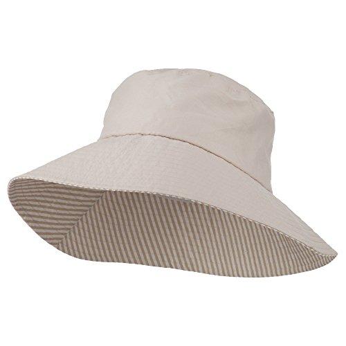 UV 50+ Ladies Sun Hat - Beige
