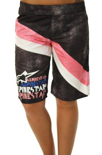 Alpinestars Womens Astars Shorts White 5