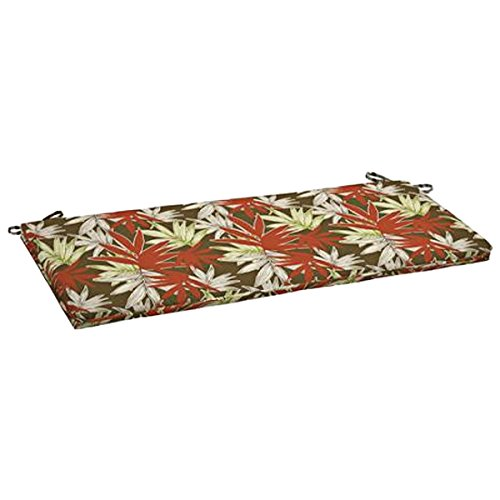 Outdoor Bench Cushion with Welt 17