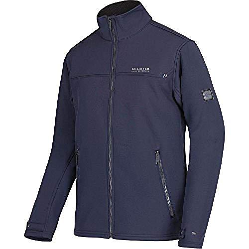 Regatta Mens Cornell Full Zip Jacket (4XL) (Navy)