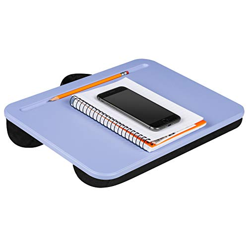 - LapGear Compact Lap Desk - Periwinkle (Fits up to 13.3