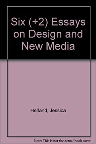 Sample Business School Essays Six  Essays On Design And New Media Jessica Helfand   Amazoncom Books Essay On Cow In English also How To Make A Good Thesis Statement For An Essay Six  Essays On Design And New Media Jessica Helfand  Argumentative Essay High School