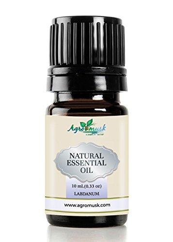 Labdanum Essential Oil Pure Therapeutic Grade 10ml By Agromusk