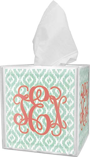 (RNK Shops Monogram Tissue Box Cover (Personalized))