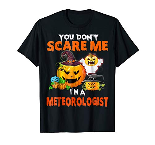 You Don't Scare Me I'm A METEOROLOGIST Gift