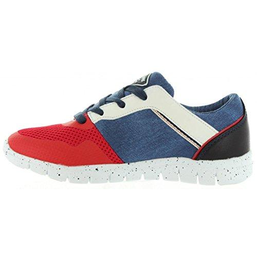 Sportschuhe für Junge und Mädchen und Damen LOIS JEANS 83724 jeans
