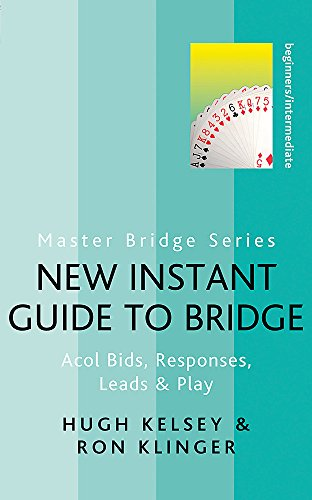 - New Instant Guide to Bridge (Latest Edition) (Master Bridge Series)
