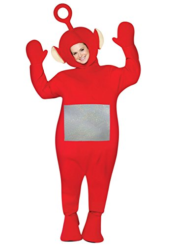 Rasta Imposta Teletubbies-Po Adult -