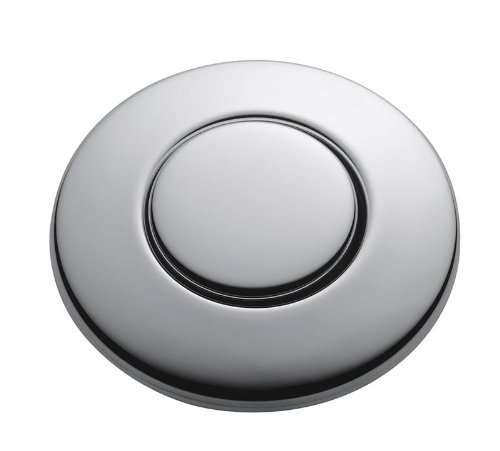 - InSinkErator STC-CHRM SinkTop Switch Push Button, Chrome