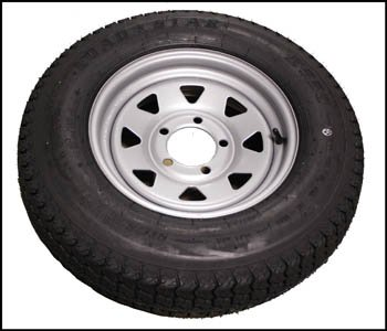 ST175/80 D13 Triton 03392 Class C Trailer Tire by Triton