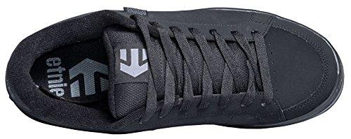Etnies Kingpin Heren Skate Schoenen Sneakers Zwart Eur 42, Uk 8, Us 9