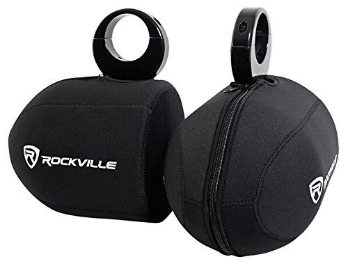 Pair Rockville RWBC Neoprene Covers for 6.5