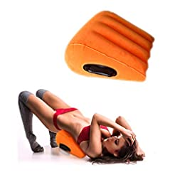 Sex Pillow Wedge Positioning Cushion Tri...
