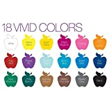 Apple Barrel PROMOABI 18pc Matte Finish Acrylic