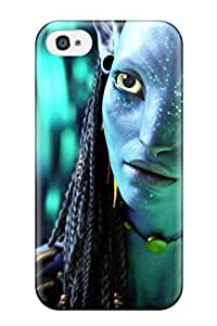 Quality HowellGraves Case Cover With The Amazing Neytiri Nice Appearance Compatible With Iphone 4/4s