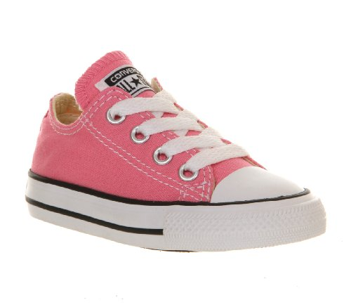 Converse Star Baskets Basses Pour Nourrissons - Rose - Rose NzSRG1u,
