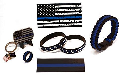 Piece Stars Stripes Paracord Bracelet product image