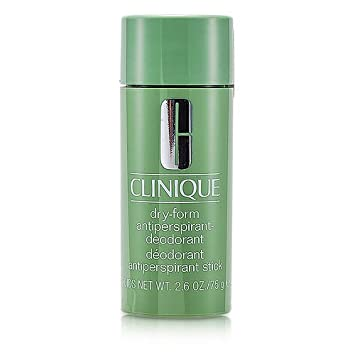 Clinique Dry Form Anti-perspirant Deodorant Stick--75g/2.6oz