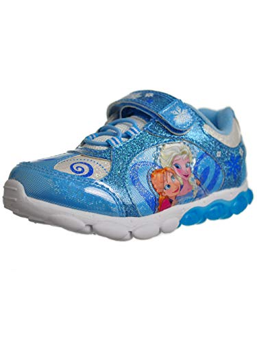with Girls Frozen Shoes design