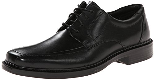 Bostonian Men's Espresso Bicycle Toe Oxford,Black,9 W