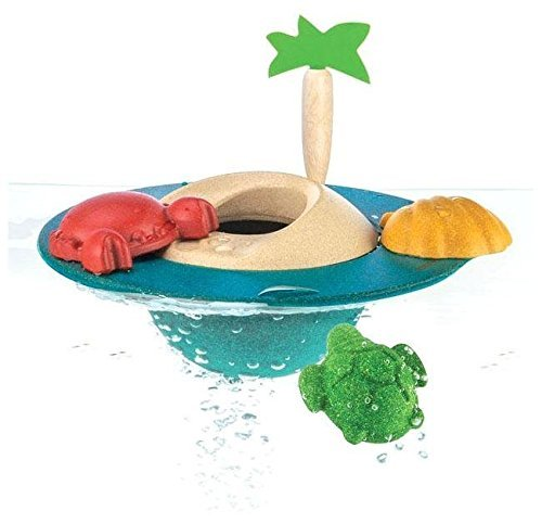 PlanToys 5713 Floating Island -