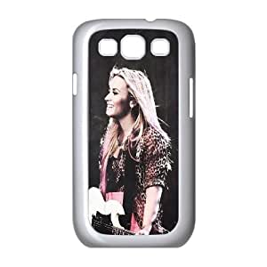 WJHSSB Phone Case Demi Lovato Hard Back Case Cover For Samsung Galaxy S3 I9300