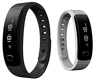 Smart OLED wristband in Bluetooth 4.0