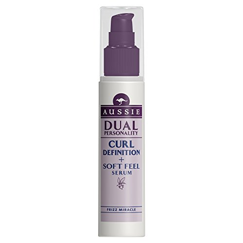 Aussie Dual Personality Curl Definition & Soft Feel Serum 75