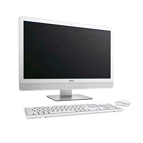Dell Inspiron io3452 Premium All-in-One Desktop (White Bezel) with 23'' Full HD Touchscreen, Intel Pentium N3700 Quad-Core Processor, 8GB DDR3 RAM, 1TB HDD, DVD+/-RW, Windows 10 by Dell (Image #1)